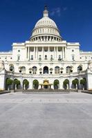 costruzione del capitale del governo foto