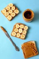 burro di arachidi foto