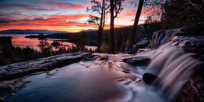 Lago Tahoe foto