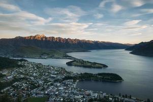 Queenstown, Nuova Zelanda foto