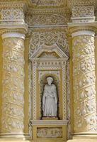 dettaglio della cattedrale foto