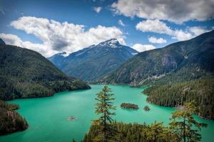 Lago di El Diablo foto