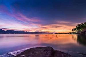 lago in thailandia foto