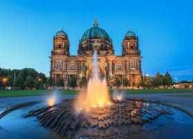 Cattedrale di Berlino foto