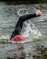 nuotatore foto