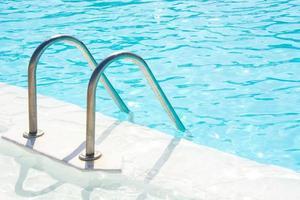 sfondo della piscina
