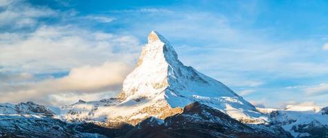 picco del Cervino, Zermatt, Svizzera