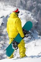 snowboarder foto