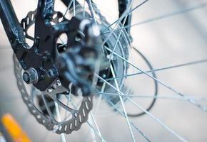 ciclo delle ruote foto