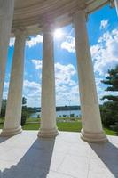 Thomas Jefferson Memorial a Washington DC foto
