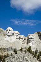 monte rushmore monumento nazionale foto