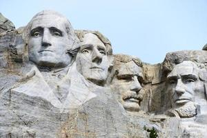 monte rushmore memoriale nazionale foto