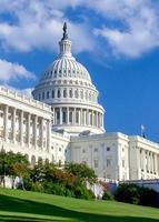 cupola della capitale degli Stati Uniti foto