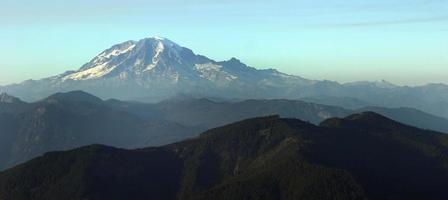 Monte Rainier foto