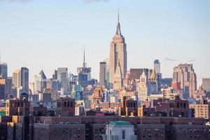 Midtown di New York City foto