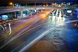 traffico di bangkok