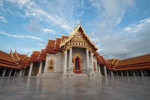 wat benchamabophit, bangkok thailandia