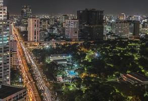 Bangkok in centro foto