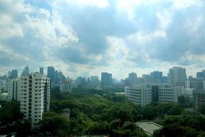 city scape: bangkok foto