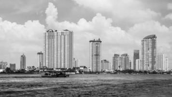 paesaggio urbano di bangkok
