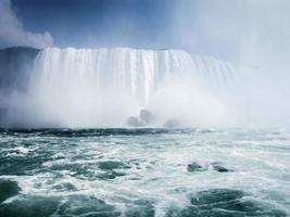 cascate del Niagara foto