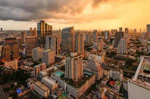 Strom a Bangkok foto