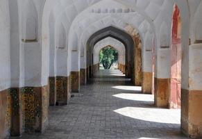 architettura della moschea foto