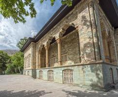 esterno del palazzo di Saadabad