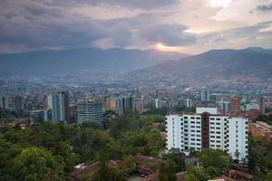 medellin, colombia foto