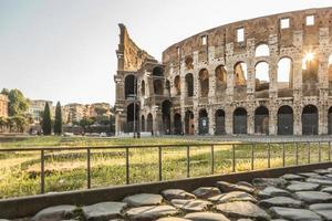 il Colosseo foto