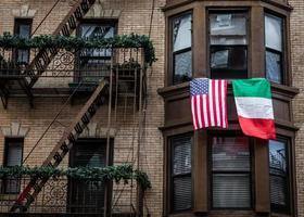 piccola italia, nyc foto