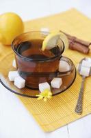 tè al limone foto