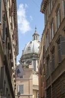 italia - roma, vista sulla città foto
