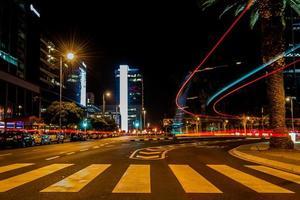 città del capo di notte foto