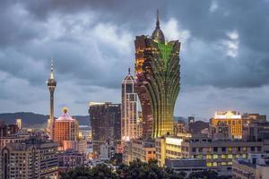 Macao, Cina