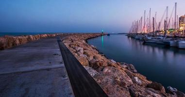 porto di Tel Aviv foto
