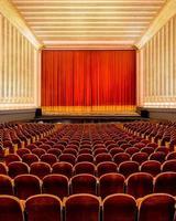 teatro vuoto foto