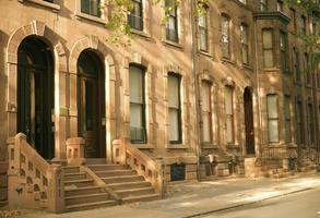Brownstone di Philadelphia