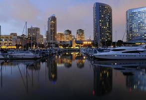 Baia di San Diego foto