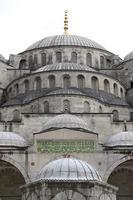 dettaglio della moschea foto