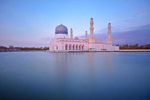 moschea di kota kinabalu foto
