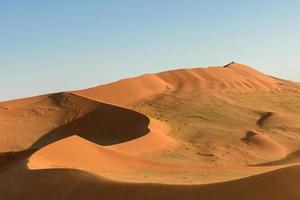 duna di Sossusvlei foto