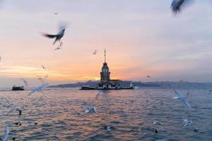 Torre inaugurale di Istanbul