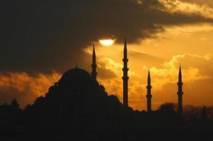 Moschea Suleymaniye foto