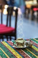 caffè turco foto