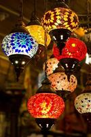 lanterne turche