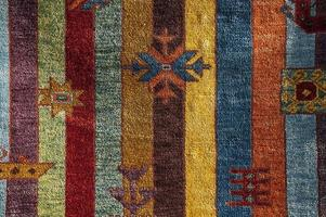 tappeto turco foto