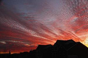 tramonto fantastico