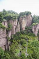 montagna del loto di Guangzhou Panyu scenica foto