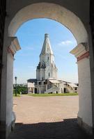 kolomenskoe church, mosca foto